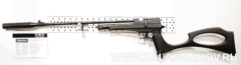 Diana Chaser Rifle. Журнал Калашников