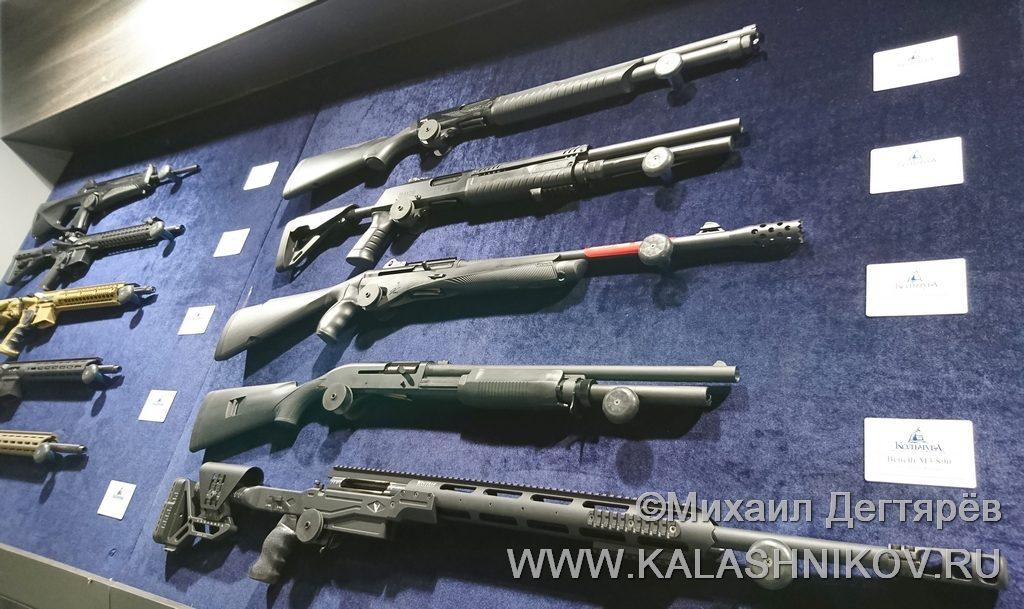 Выставка Оружие и охота 2018, Arms & Hunting 2018, михаил дегтярёв, журнал калашников