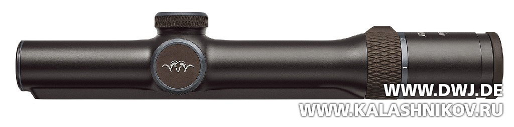 Оптический прицел Blaser Infinity 1-7x28 iC. DWJ. Журнал Калашников