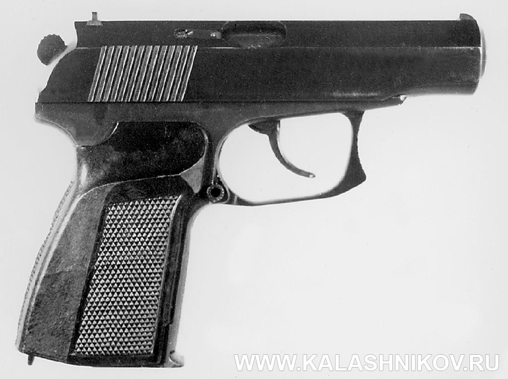 9-мм пистолет «Грач-3». Журнал Калашников