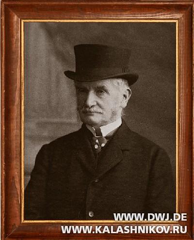 Вильям Вестли Ричардс. Основатель компании Westley Richards. Журнал Калашников. DWJ