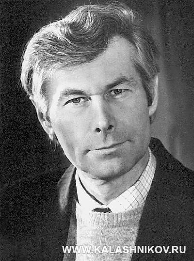 Владимир Александрович Ярыгин. Журнал Калашников