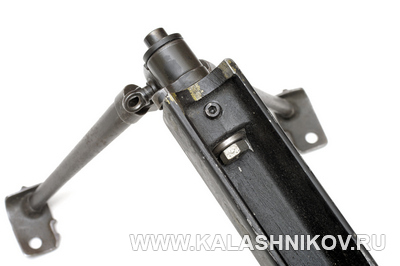 Система RT-20M1, крепление сошки. Журнал Калашников