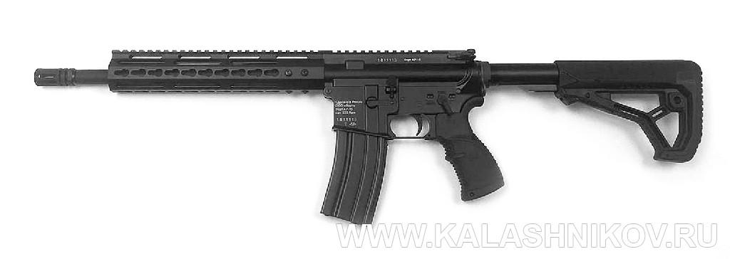 «Форт» АR-15. Выставка Оружие и Охота Arms Hunting 2018. Журнал Калашников