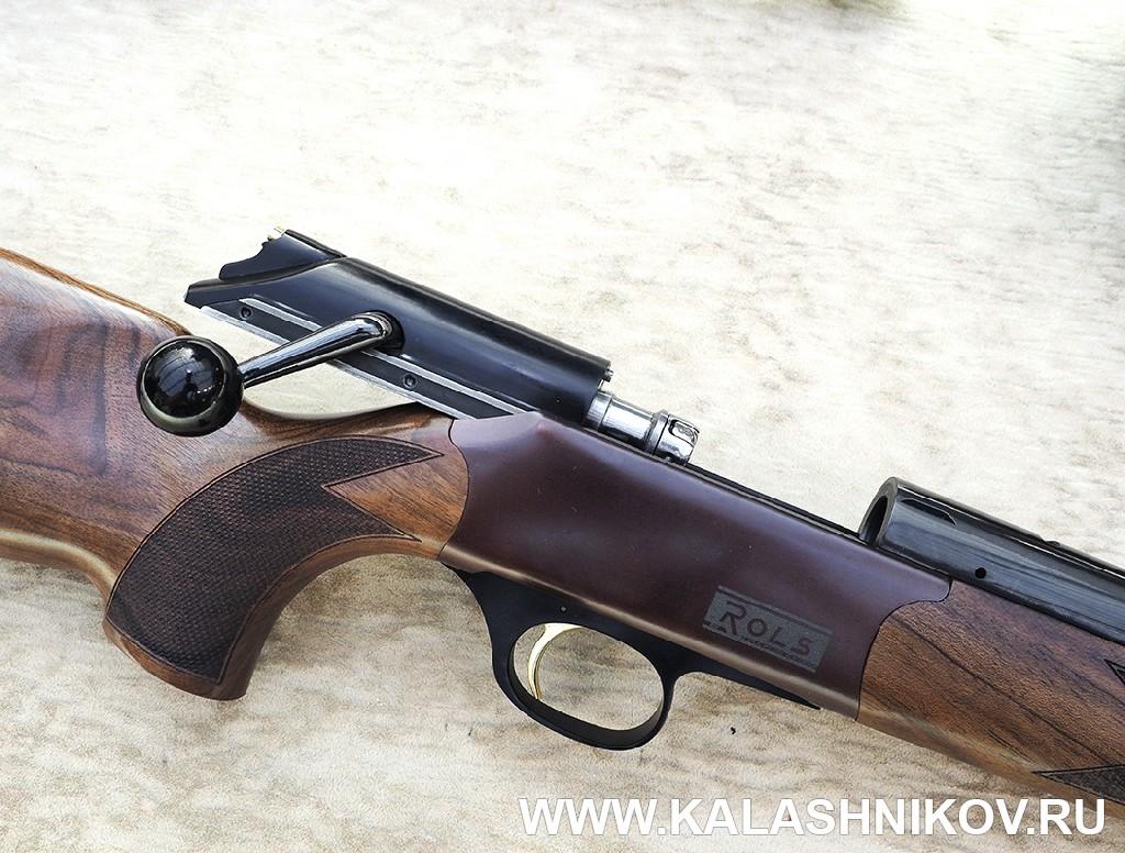 Модульный карабин Chapuis Rols. Выставка Оружие и Охота Arms Hunting 2018. Журнал Калашников