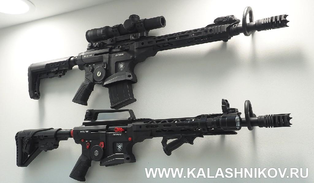 Ружья Derya MK-12. Выставка Оружие и Охота Arms Hunting 2018. Журнал Калашников