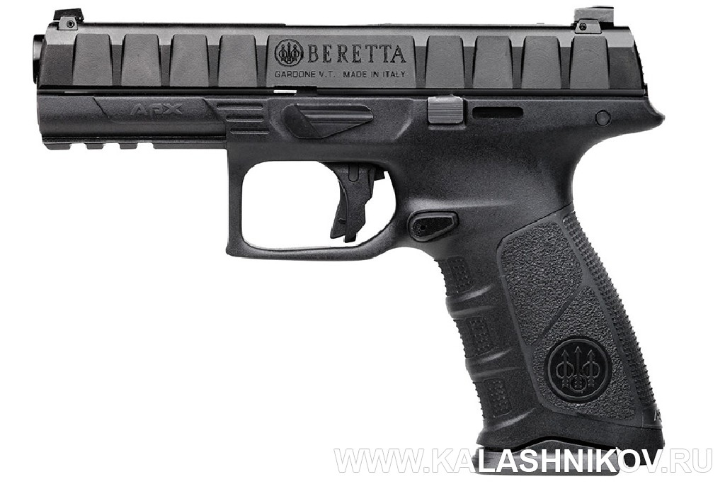 пистолет Beretta APX . Выставка Оружие и Охота Arms Hunting 2018. Журнал Калашников