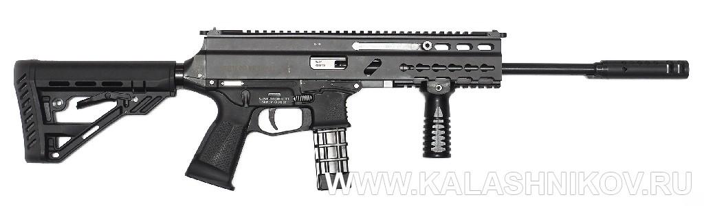 Пистолет-карабин Grand Power Stribog «Стрибог». Журнал Калашников