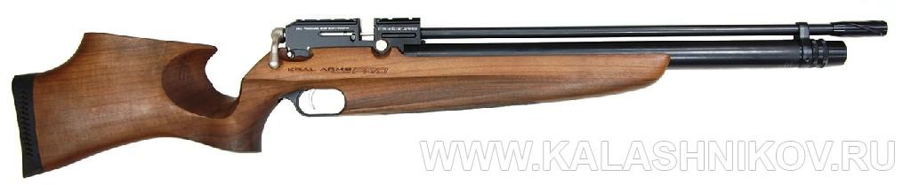 Пневматическая винтовка Kral Puncher. Журнал Калашников