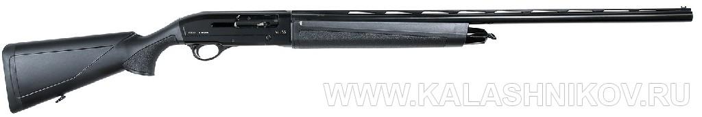Самозарядное охотничье ружьё Kral M155. Журнал Калашников