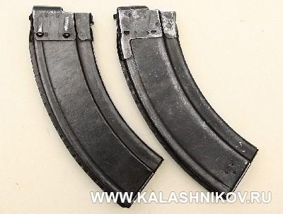 Магазины к автомату Судаева АС-44 и АК-46 №2 и №3. Журнал Калашников