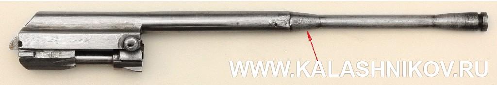 Затворная рама АК-47 №1. Журнал Калашников