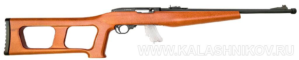 Cамозарядный карабин Armscor Ria 22. Журнал Калашников
