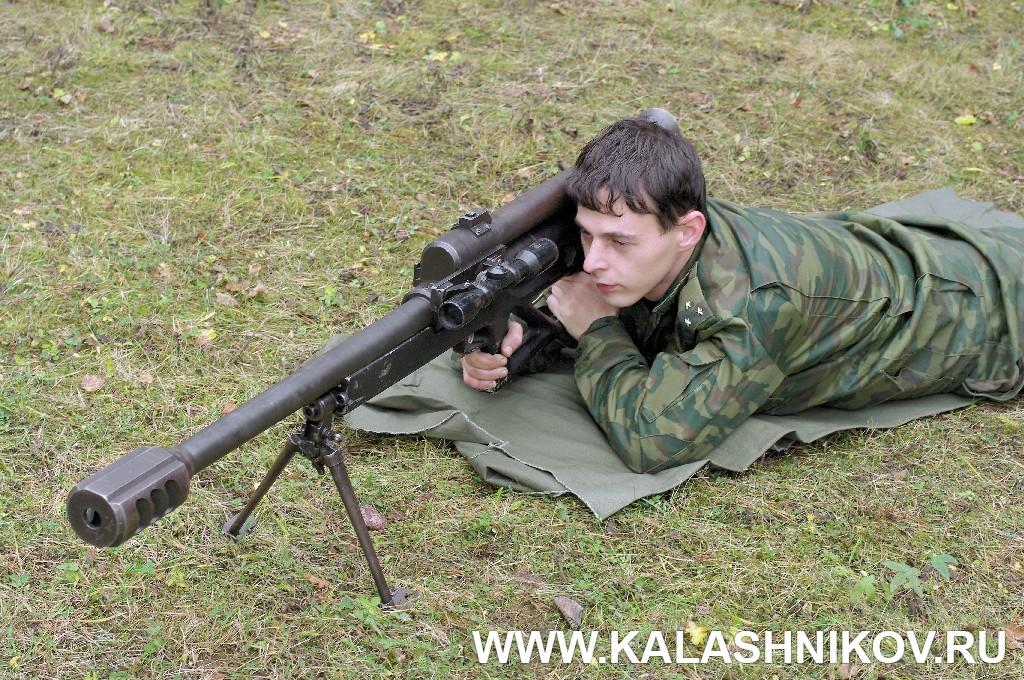 Система RT-20M1, стрельба с оптическим прицелом. Журнал Калашников
