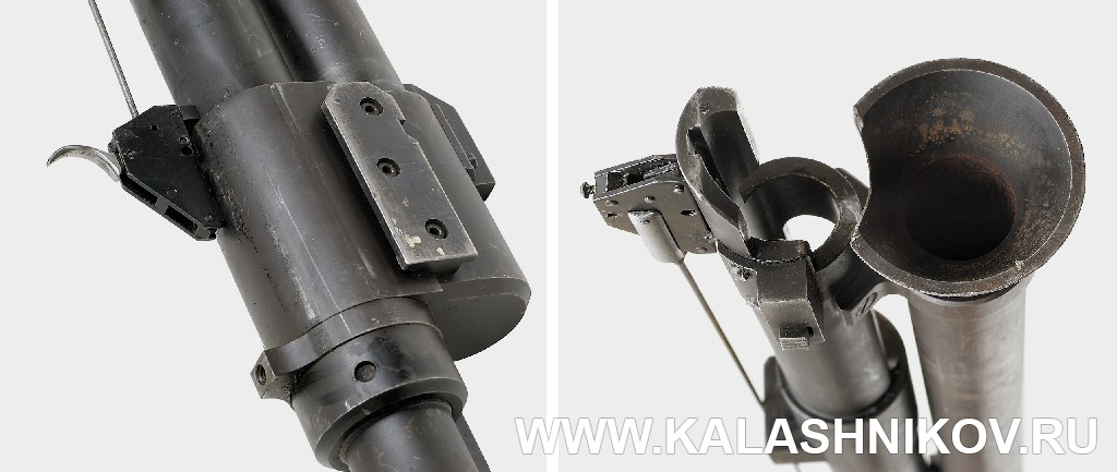 Система RT-20M1, спусковой крючок и механизм. Журнал Калашников