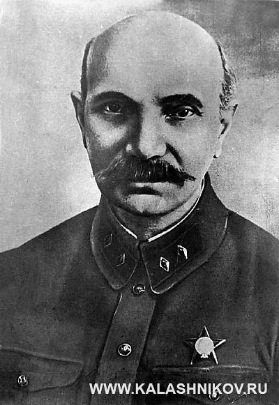 Владимир Иосифович Рдултовский. Журнал Калашников