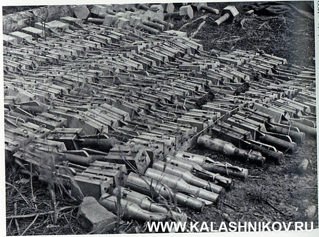 Гранаты образца 1912 и 1914 годов. Журнал Калашников