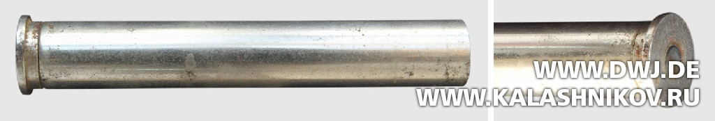 Патрон .44-100 Wesson 1867 года. DWJ. Журнал Калашников