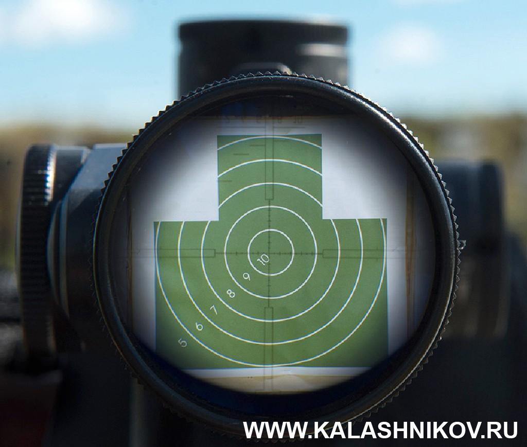 Соревнования снайперов пограничного спецназа 2018. Мишень в прицеле. Журнал Калашников