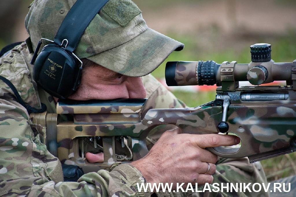 Соревнования снайперов пограничного спецназа 2018. Снайпер на рубеже. Журнал Калашников