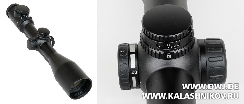 Оптический прицел Leica Magnus. Журнал Калашников. DWJ