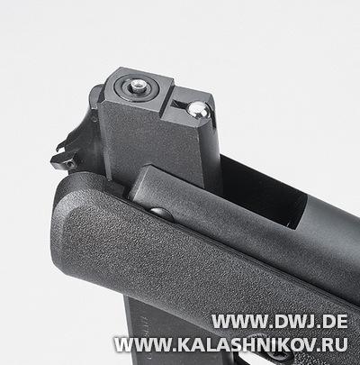 Пневматическая винтовка Blaser AR8 Professional Success. Патронник. Журнал Калашников
