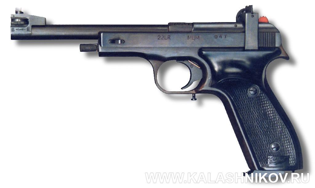 Пистолет МЦМ. Журнал Калашников