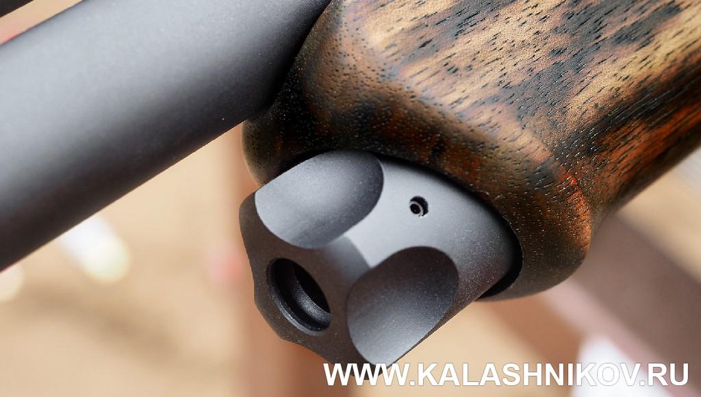 Гайка цевья ружья Sauer SL5. Журнал Калашников