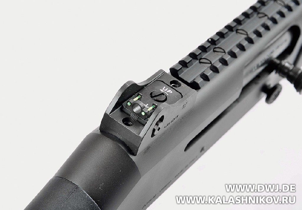 Ружьё Benelli M4 Super 90 AS T1, целик. Журнал Калашников