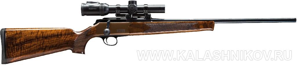 Выставка Arms Hunting 2018. Карабин Chapuis Rols. Журнал Калашников