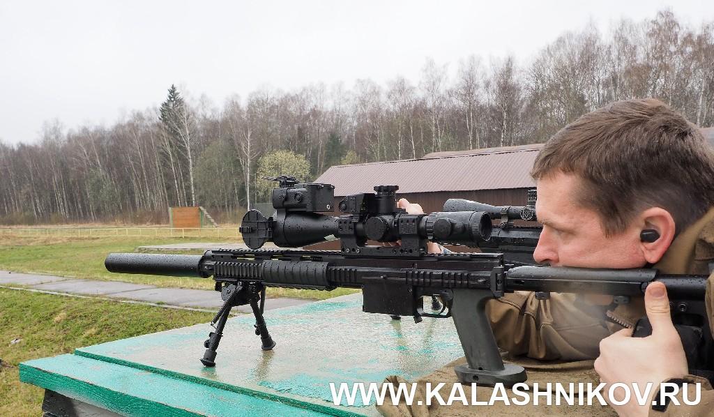 Выставка Arms Hunting 2018. Стрельба из винтовки ОЦ-129. Журнал Калашников
