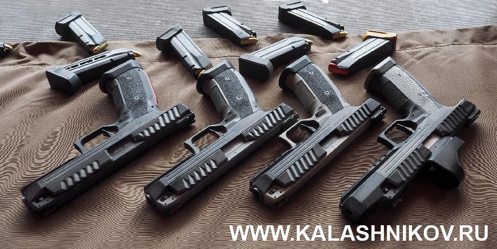 Пистолеты Laugo Arms Alien. Журнал Калашников