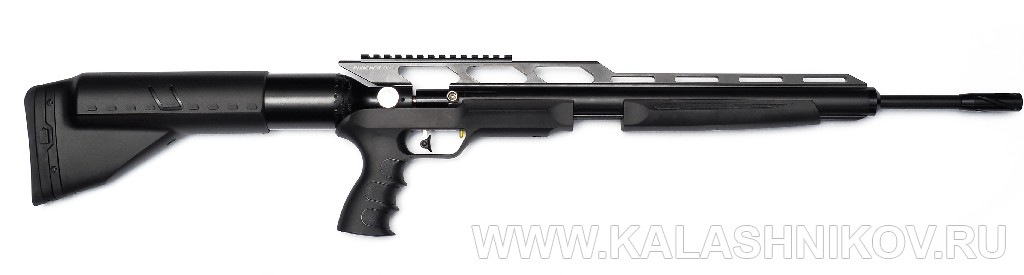 PCP винтовка Kral Puncher One. Журнал Калашников