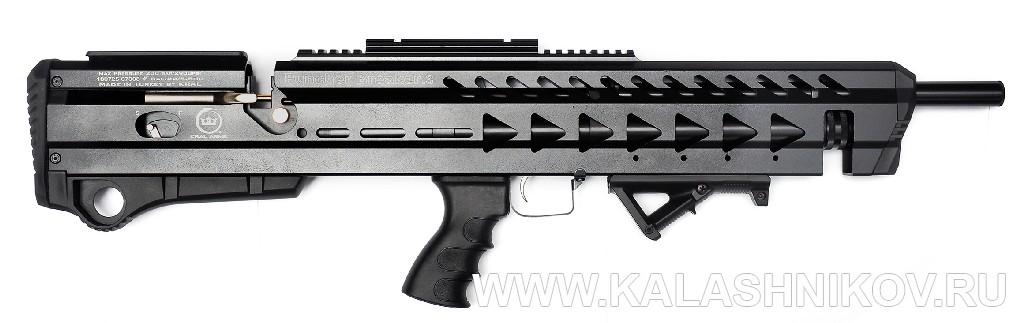 PCP винтовка Kral Puncher Breaker 3 Armour. Журнал Калашников
