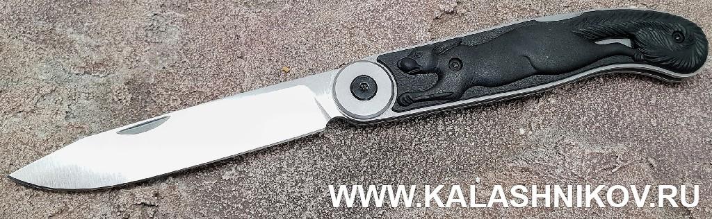 Нож Белка Brutalica Knives