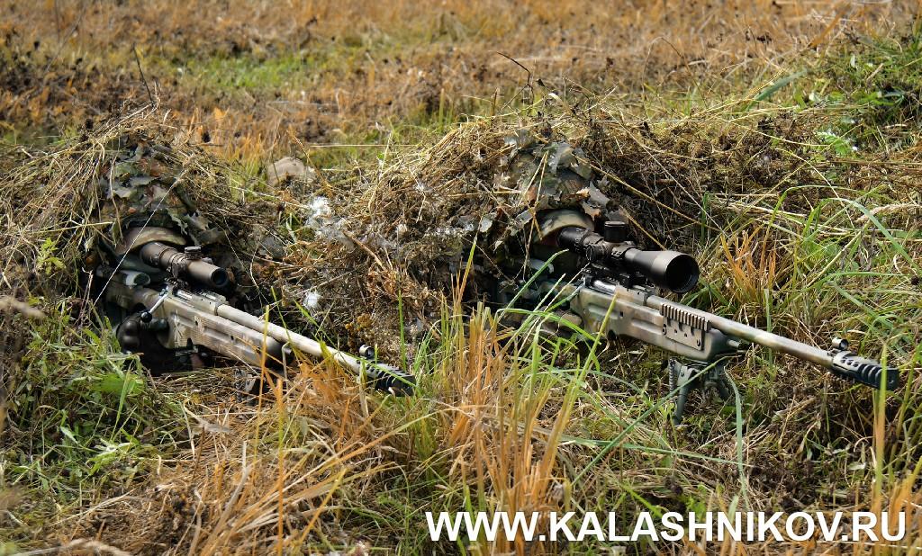 Снайперские соревнования в Ярославской области. Фото 1. Журнал Калашников
