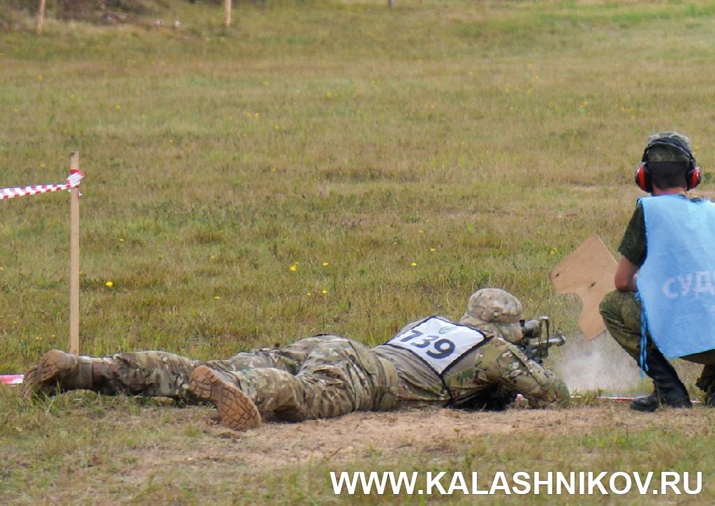 Снайперские соревнования в Ярославской области. Фото 4. Журнал Калашников