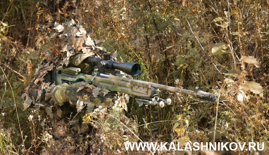 Снайперские соревнования в Ярославской области. Фото 3. Журнал Калашников