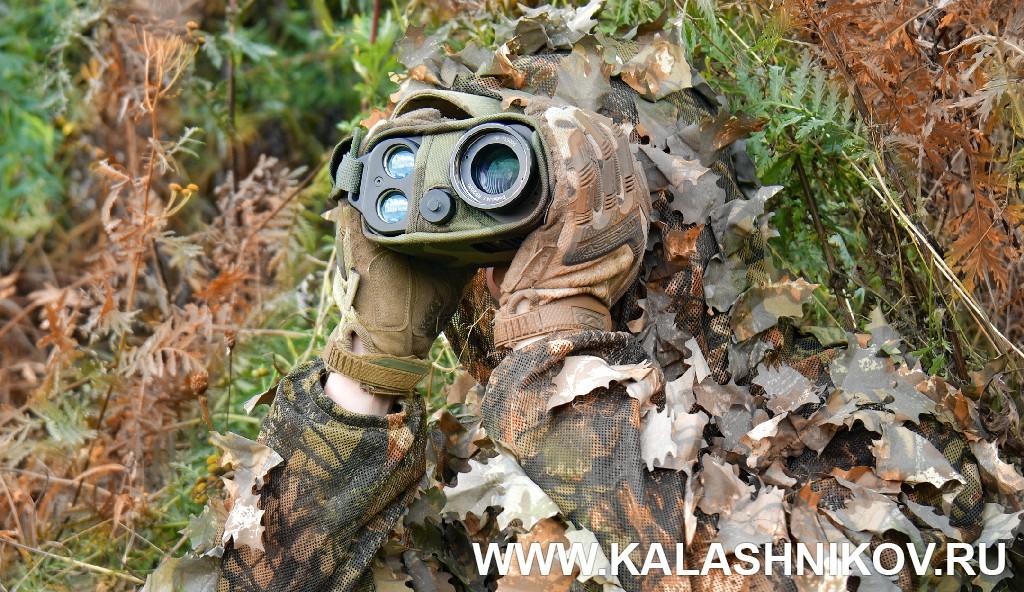Снайперские соревнования в Ярославской области. Фото 5. Журнал Калашников