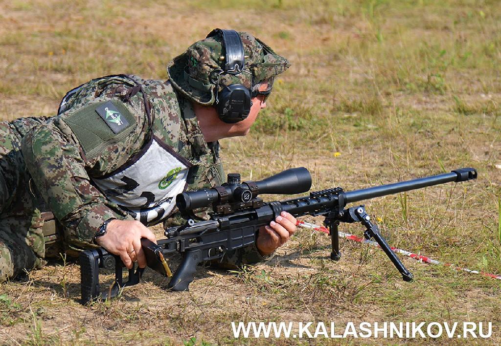 Снайперские соревнования в Ярославской области. Фото 2. Журнал Калашников