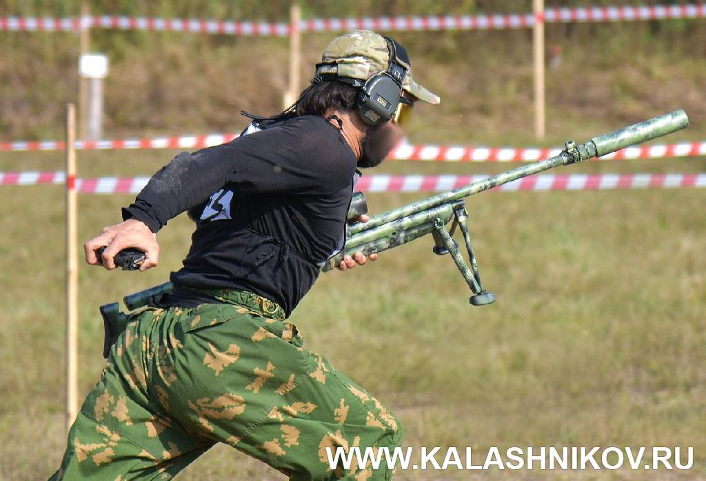 Снайперские соревнования в Ярославской области. Фото 6. Журнал Калашников