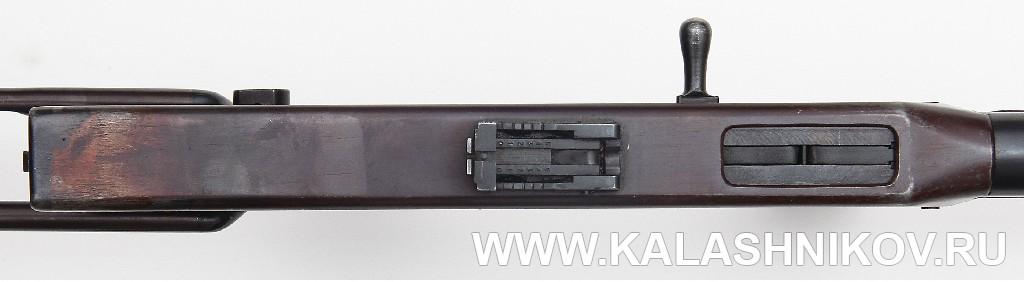 Пистолет-Пулемёт М. Т. Калашникова, ствольная коробка. Журнал Калашников