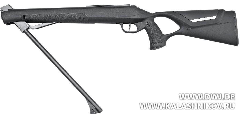 Пневматическая винтовка Blaser AR8 Professional Success. Перелом. Журнал Калашников