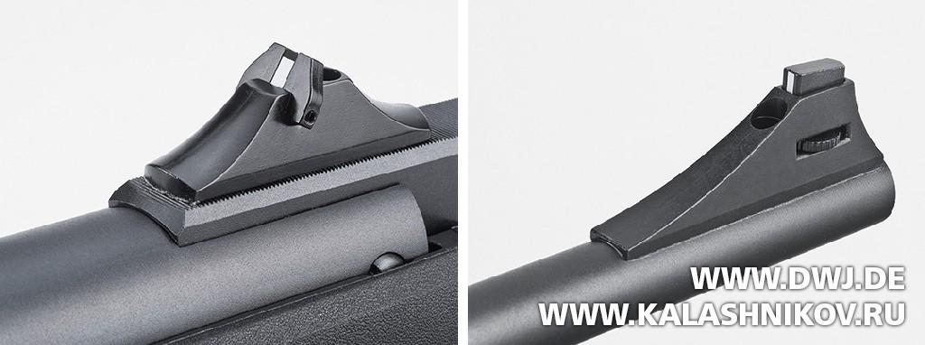 Пневматическая винтовка Blaser AR8 Professional Success. Прицельные приспособления. Журнал Калашников