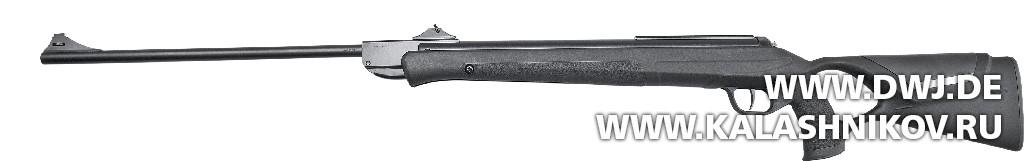 Пневматическая винтовка Blaser AR8 Professional Success. Вид слева. Журнал Калашников