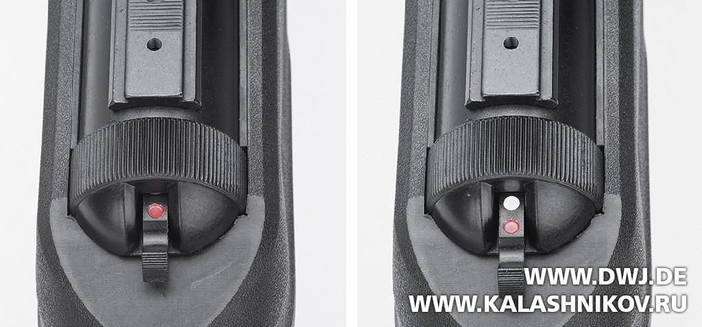 Пневматическая винтовка Blaser AR8 Professional Success. Предохранитель. Журнал Калашников
