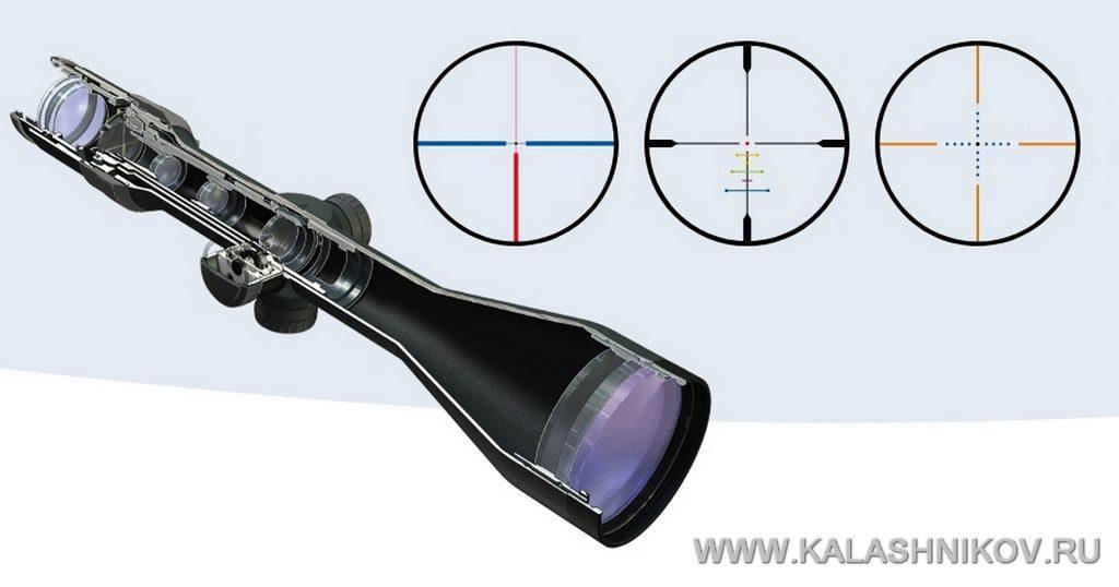 DichroTech, Meopta, оптический прицел