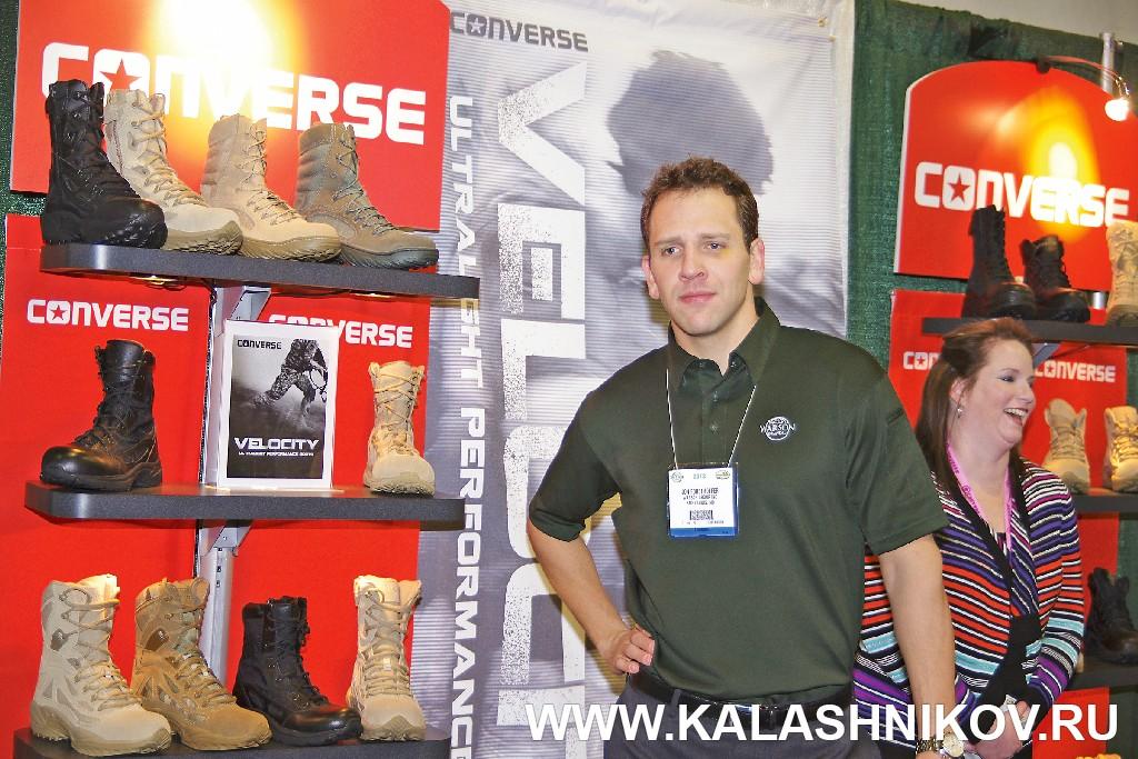 тактическая обувь Converse