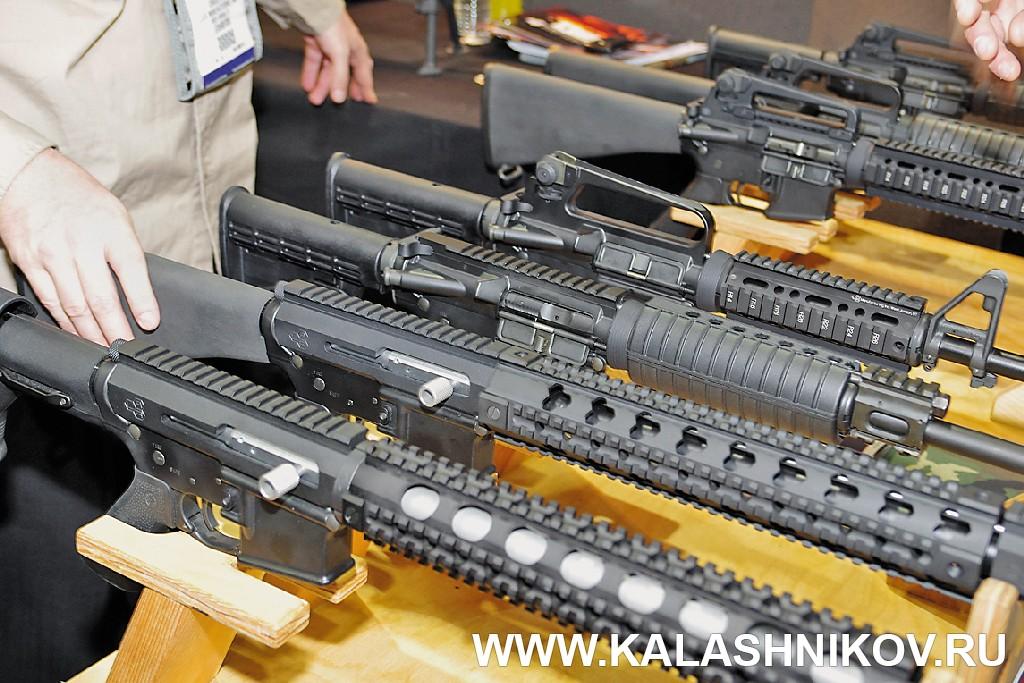 M16 варианты тюнинга