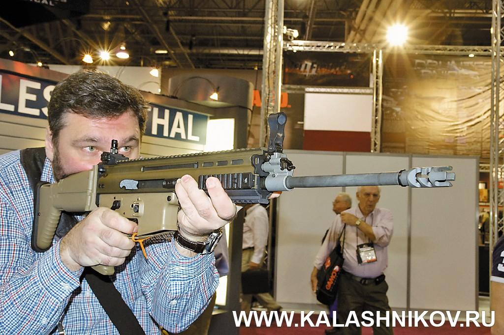 Винтовка FN SCAR